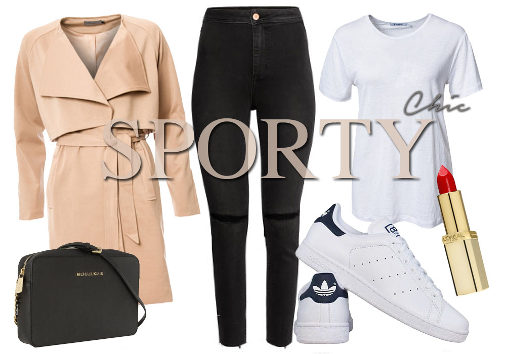I WOULD LOVE TO WEAR: CHIC & SPORTY
