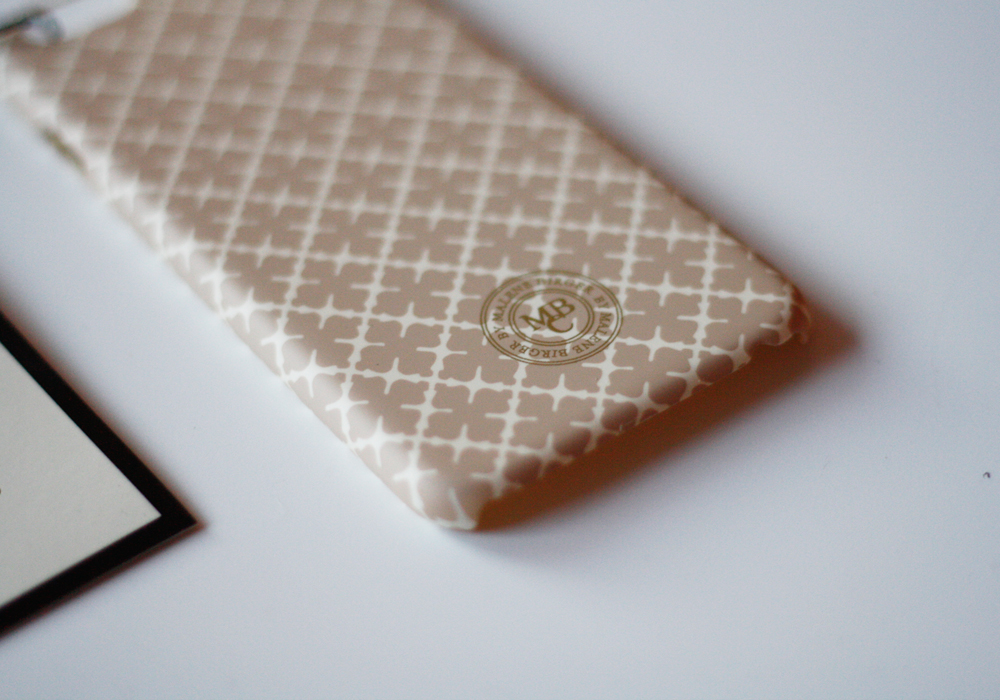 BY MALENE BIRGER IPHONE COVER