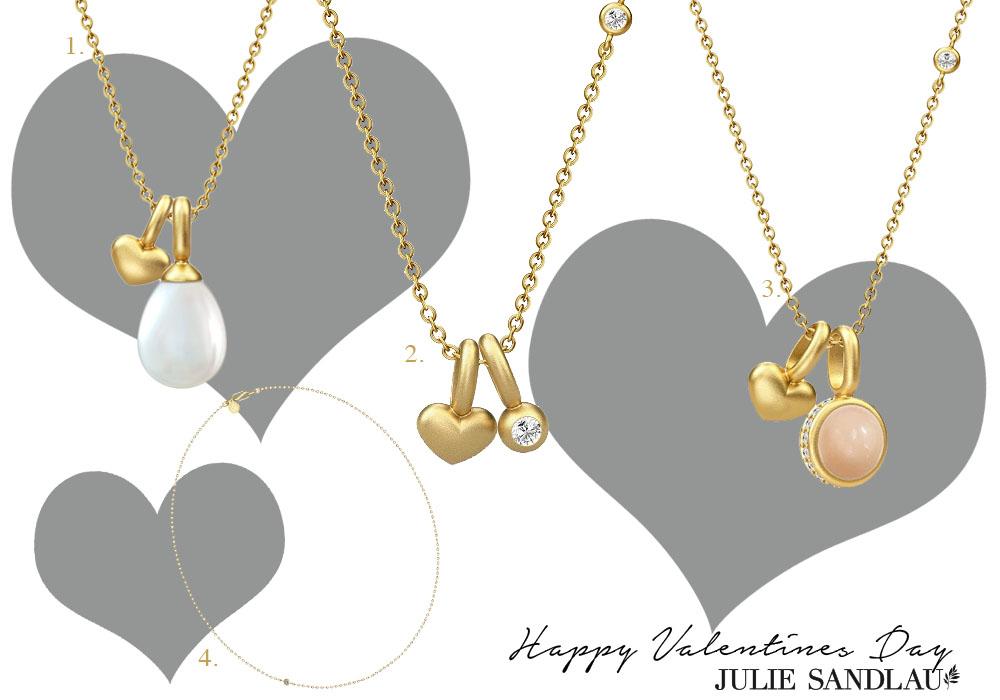 HAPPY VALENTINES DAY WITH JULIE SANDLAU