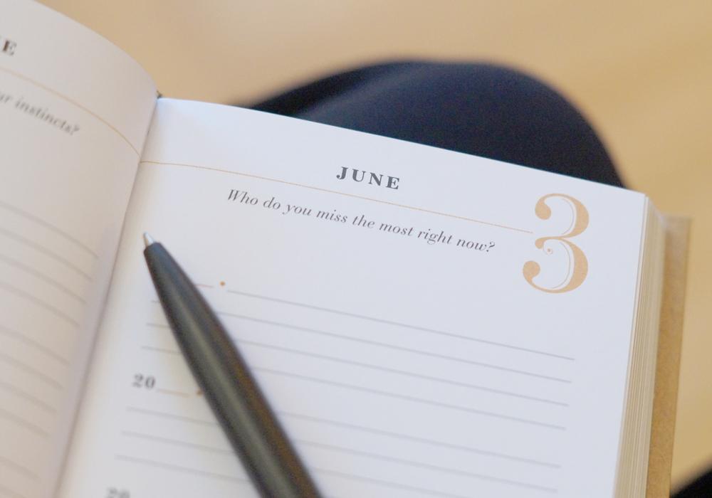 EBAY TIP - Q&A 5 Years Diary