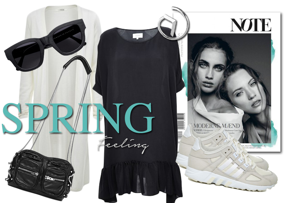 SPRING FEELING - OUTFIT INSPIRATION