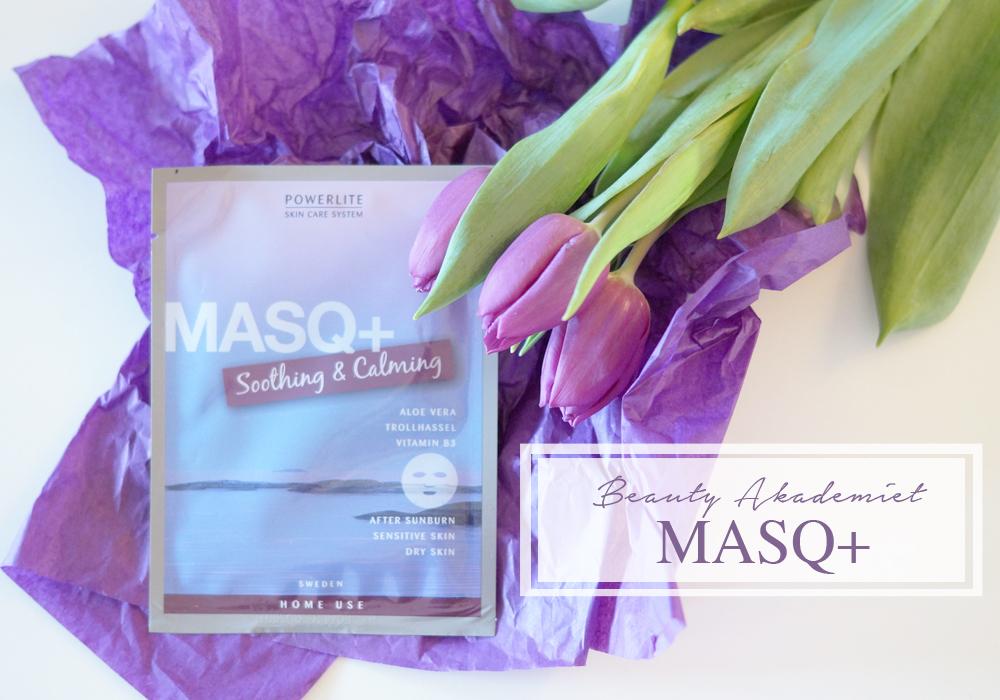 HJEMMESPA: BEAUTY AKADEMIETS MASQ+