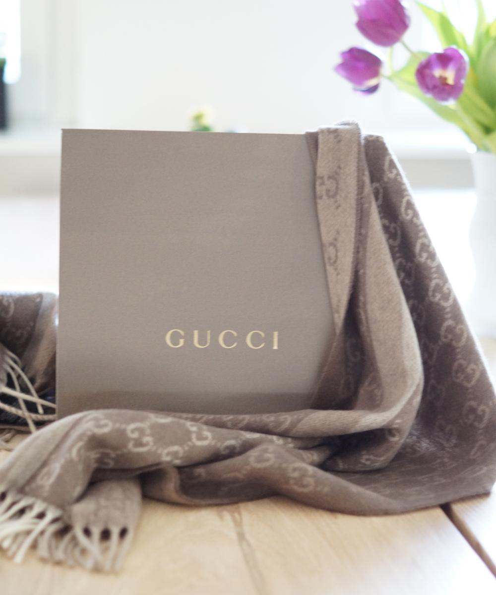 Gucci Kasmir tørklæde