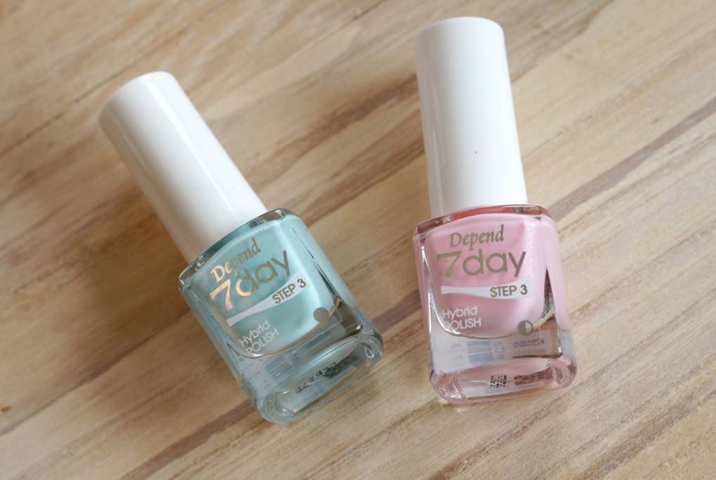 REVIEW: DEPEND 7 DAY HYBRIDE POLISH
