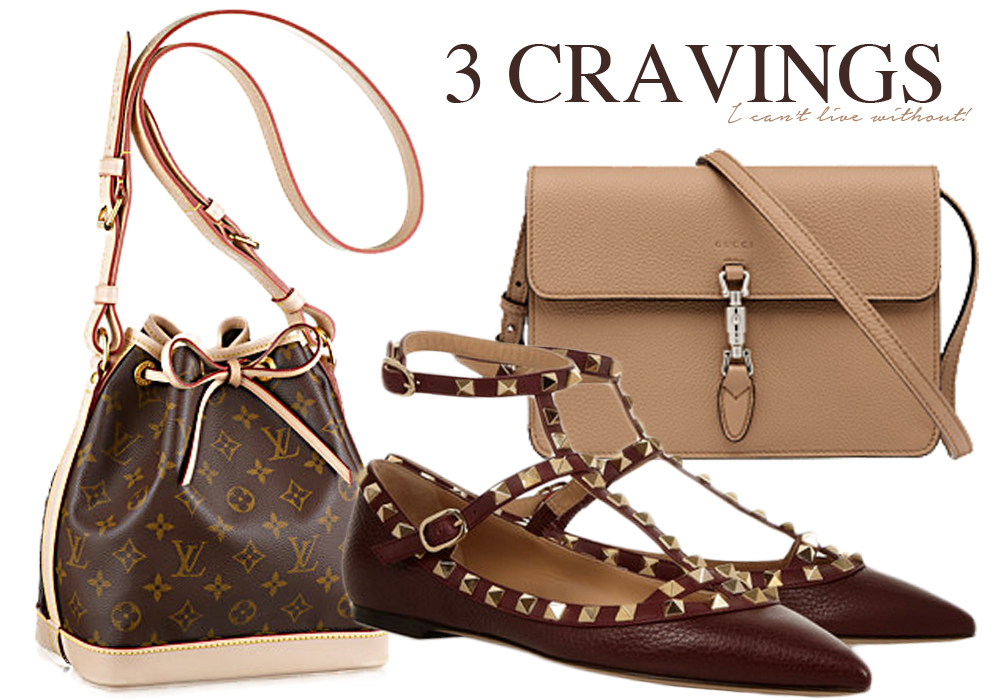 3 LUX CRAVINGS