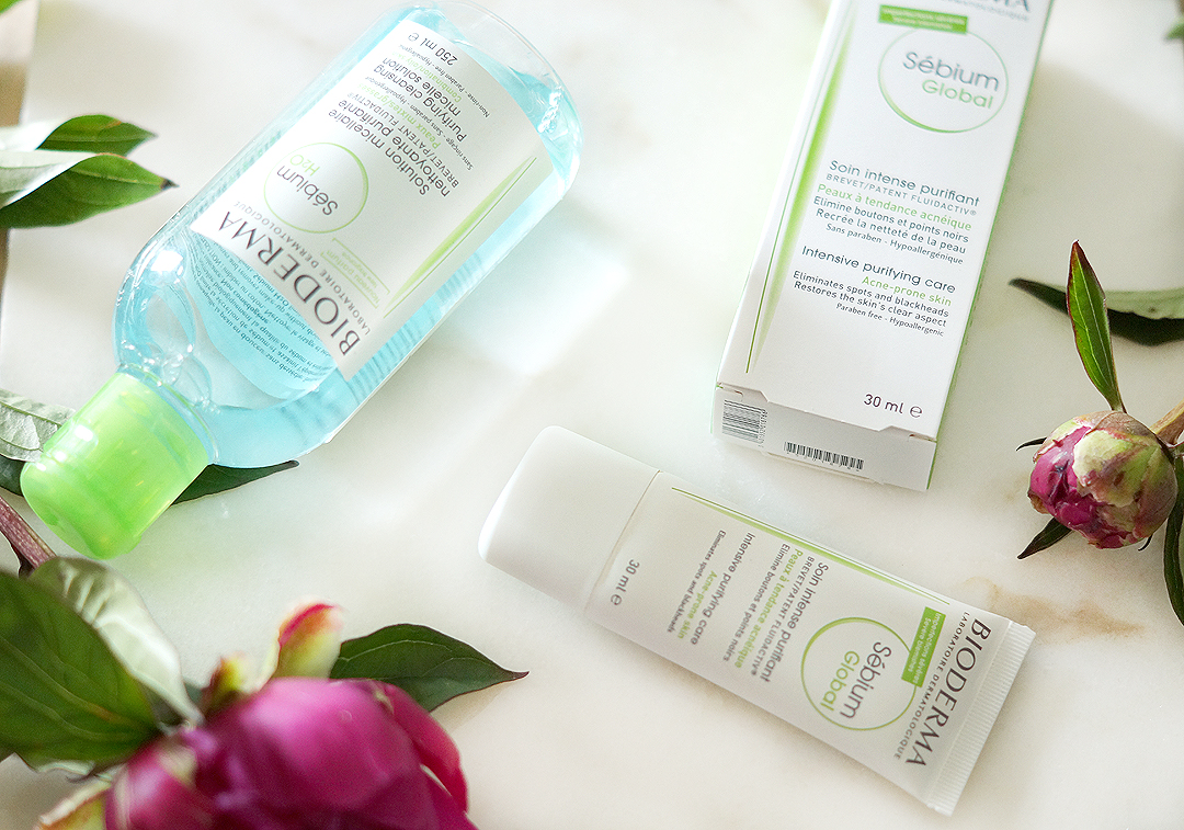 MY SKIN-CARE ROUTINES: BIODERMA SEBIUM