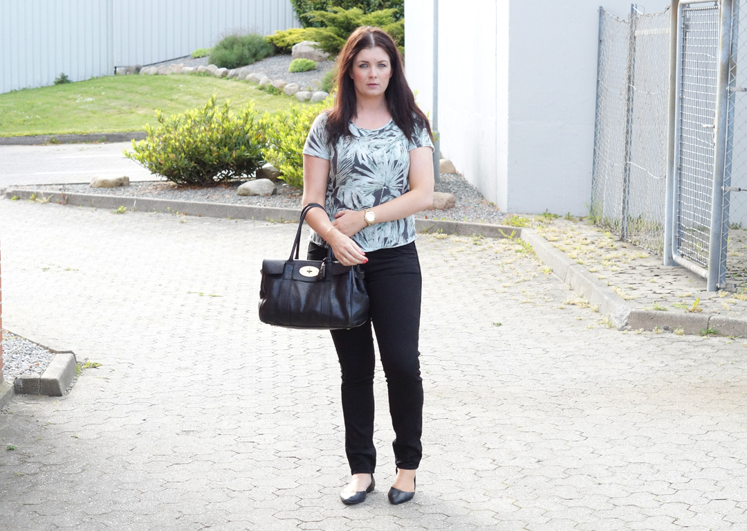 OUTFIT: PALM PRINT & BAYSWATER