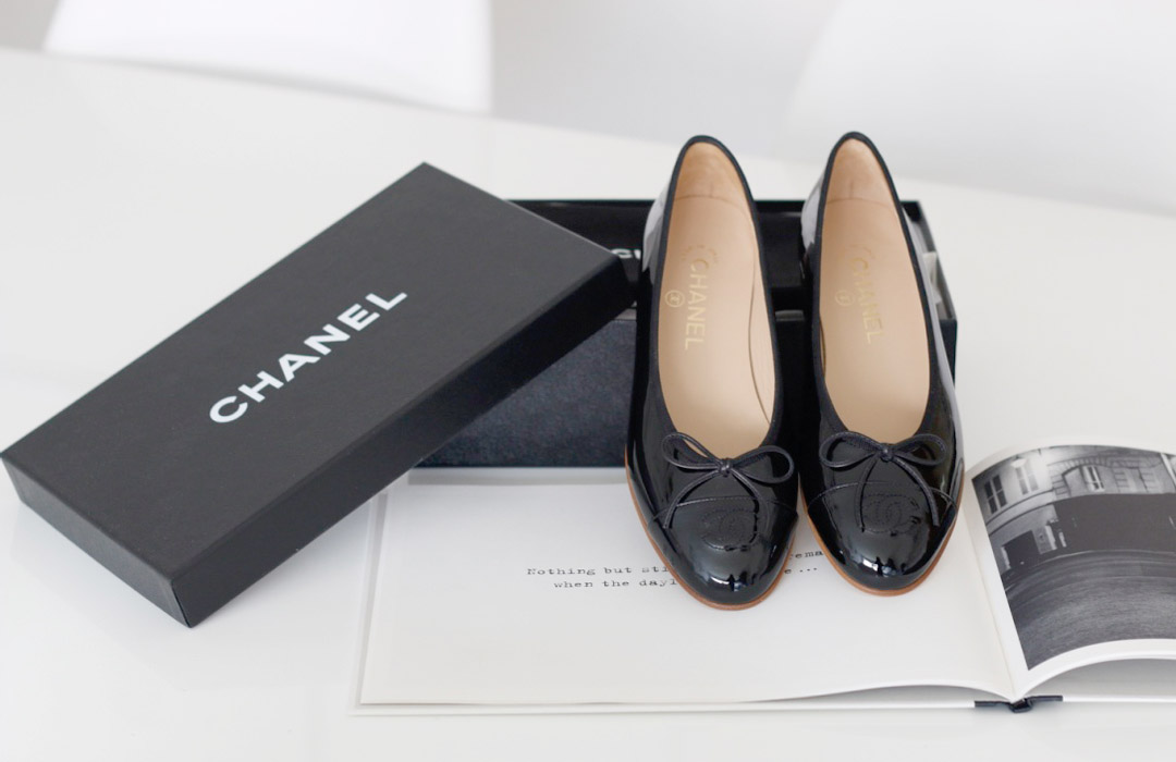 THE PERFECT BUY - CHANEL FLATS