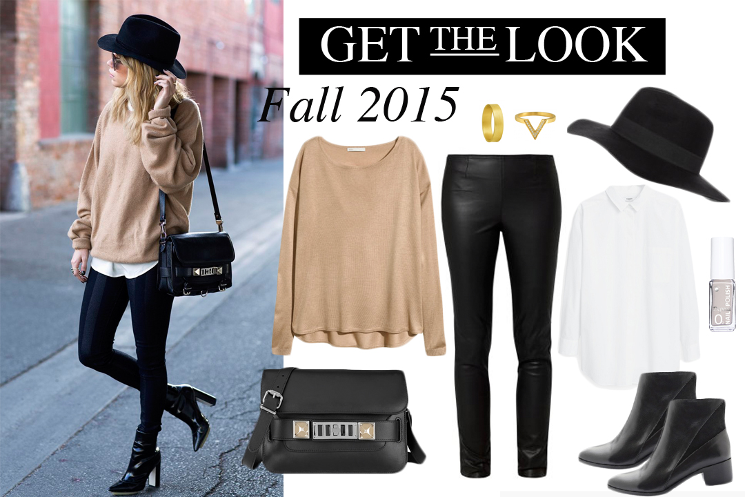 GET THE LOOK - FALL 15