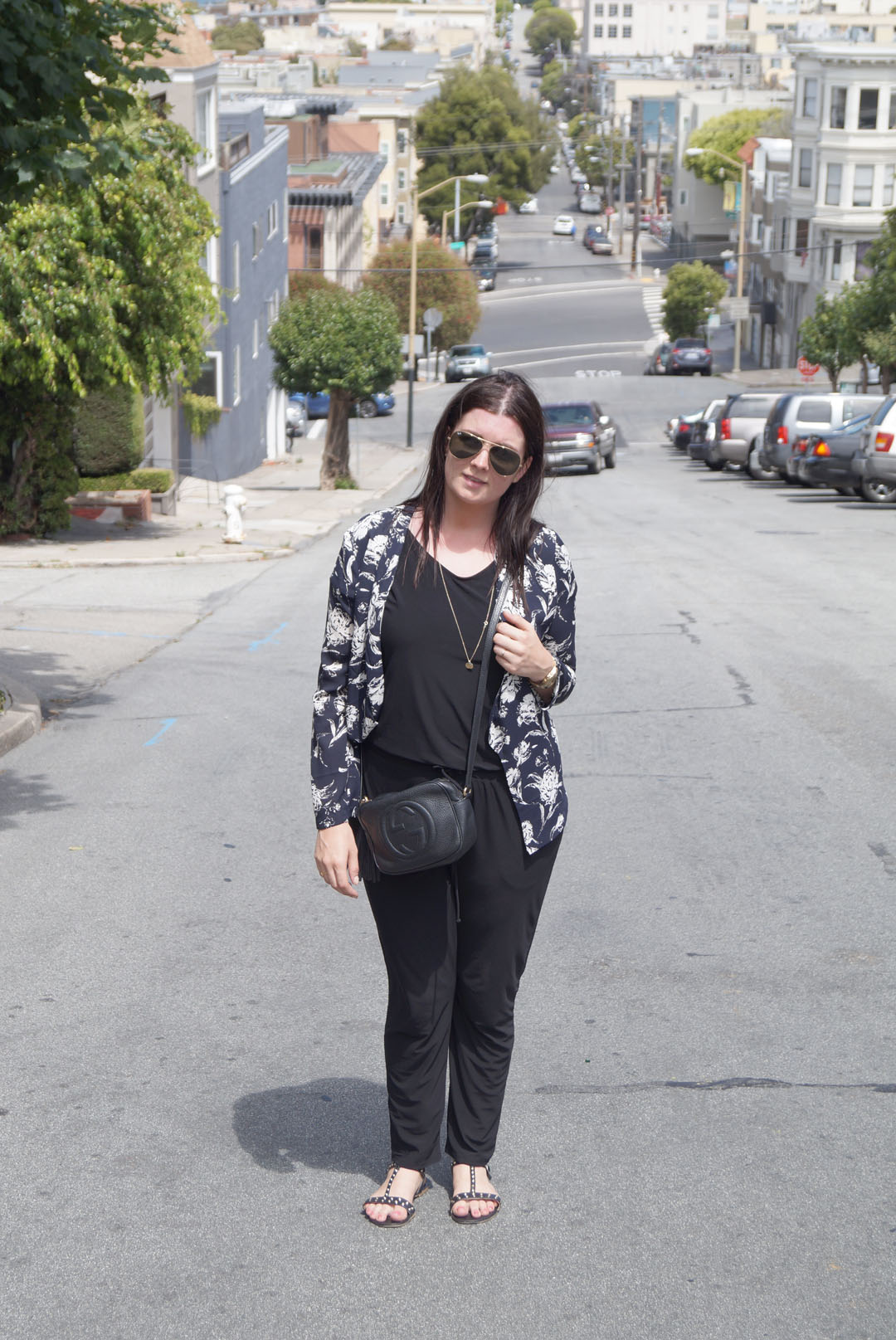 OUTFIT: SAN FRANCISCO