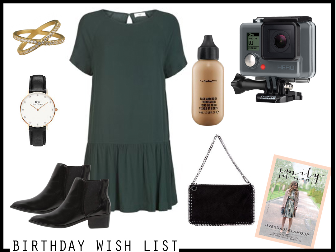 BIRTHDAY WISHLIST VOL02