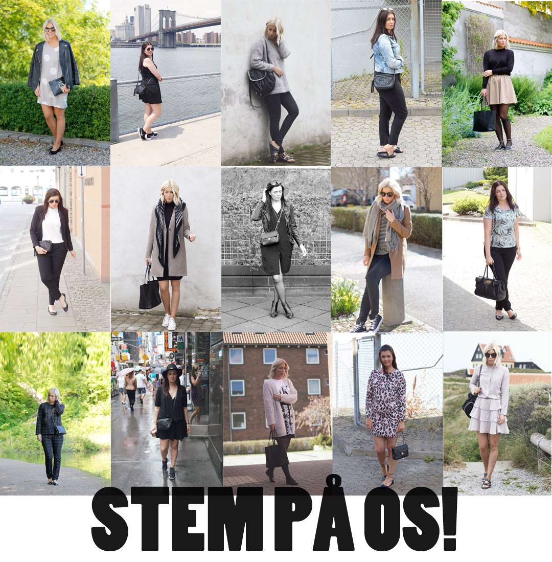 FASHION AWARD - STEM PÅ OS!