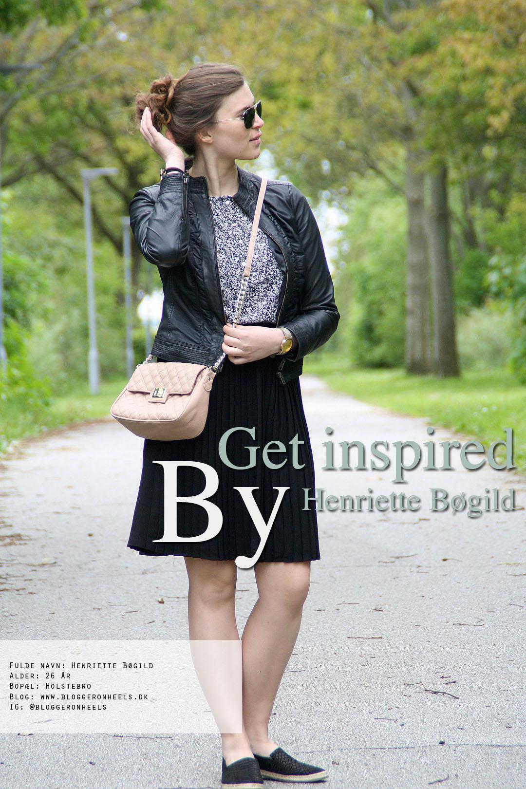 GET INSPIRED BY HENRIETTE BØGILD